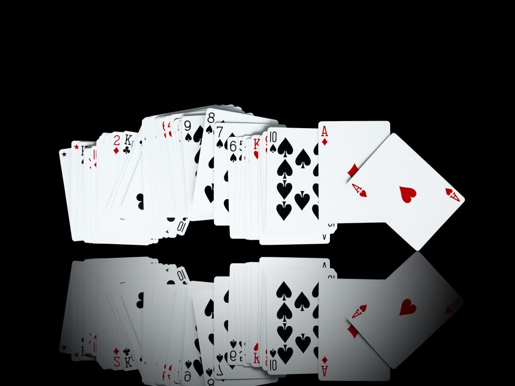 Casino Card Deck