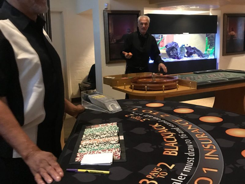 Casino Event Fundraiser